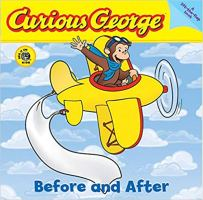 curious george flap book