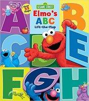 elmo flap book