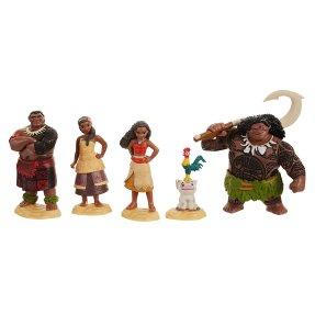 moana figurines